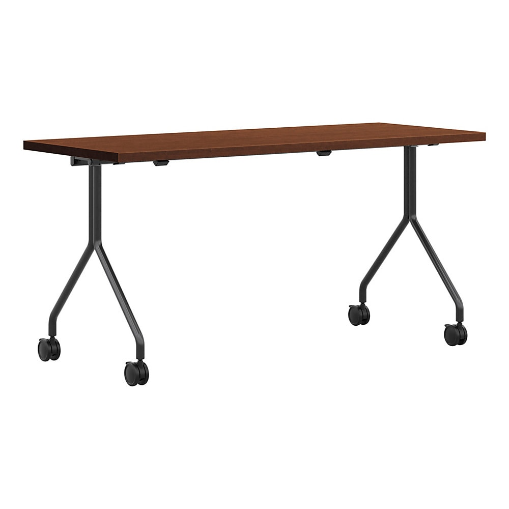 Between Nested Multipurpose Tables, 72 x 24, Shaker Cherry