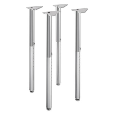 """Build Adjustable Post Legs, 22"""" to 34"""" High"""