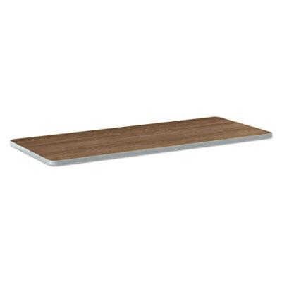 Build Rectangle Shape Table Top, 60w x 24d, Pinnacle