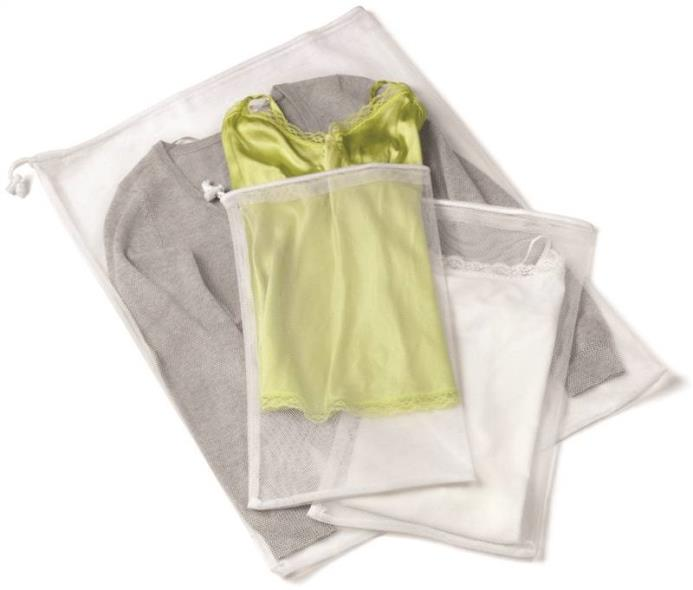 BAG WASH MESH 3 PIECE SET