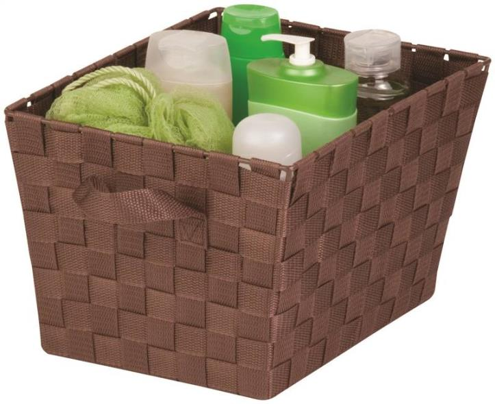 Honey-Can-Do STO-02117 Task-It Storage Baskets, Brown