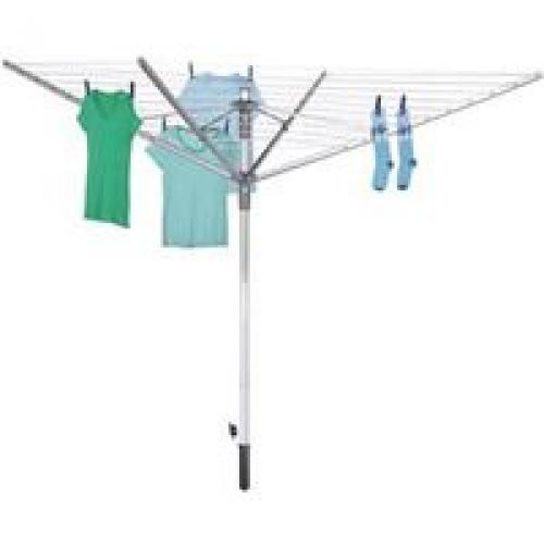 CLOTHESLINE OUTDOOR 192FT 12LN
