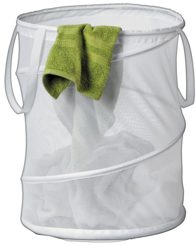HMP-01262 LARGE OPEN MESH HAMPER