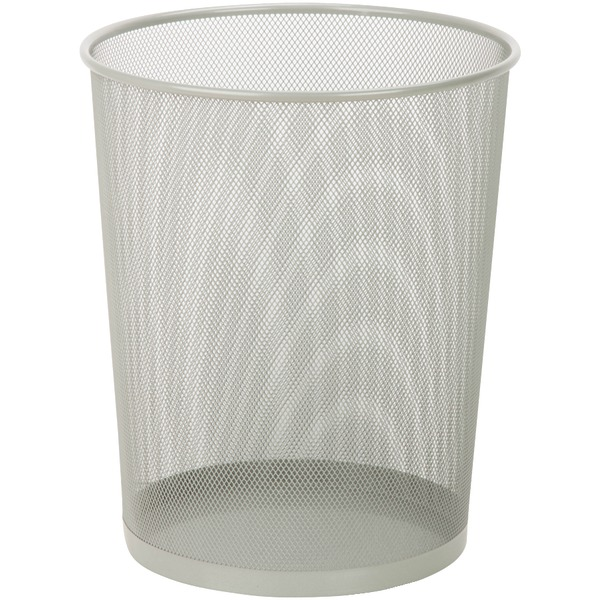 Honey-Can-Do TRS-02101 18-Liter Steel Mesh Waste Basket