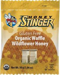 Honey Stinger Gluten Free Waffle, 16 Pack, W