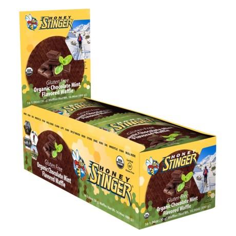 Honey Stinger Organic Waffle GF Chocolate Mi