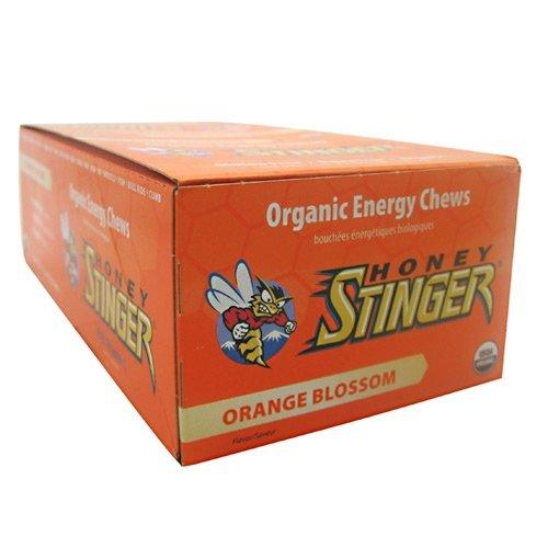Honey Stinger Chew, 12 Pack, Orange