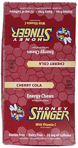 Honey Stinger Chew, 12 Pack, Cola