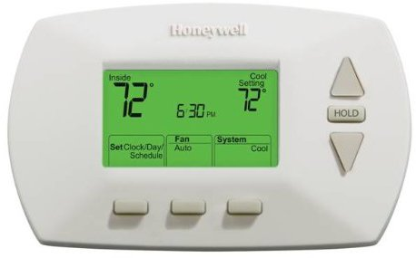 5/1/1 DAY PROGRAMMABLE THERMOSTAT