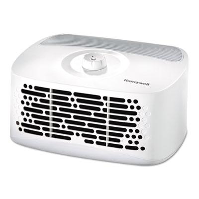 HEPAClean Tabletop Air Purifier, 85 sq ft Room Capacity, White