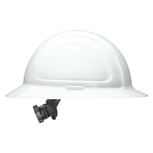 N20R01 WHT FULL BRIM HARD HAT