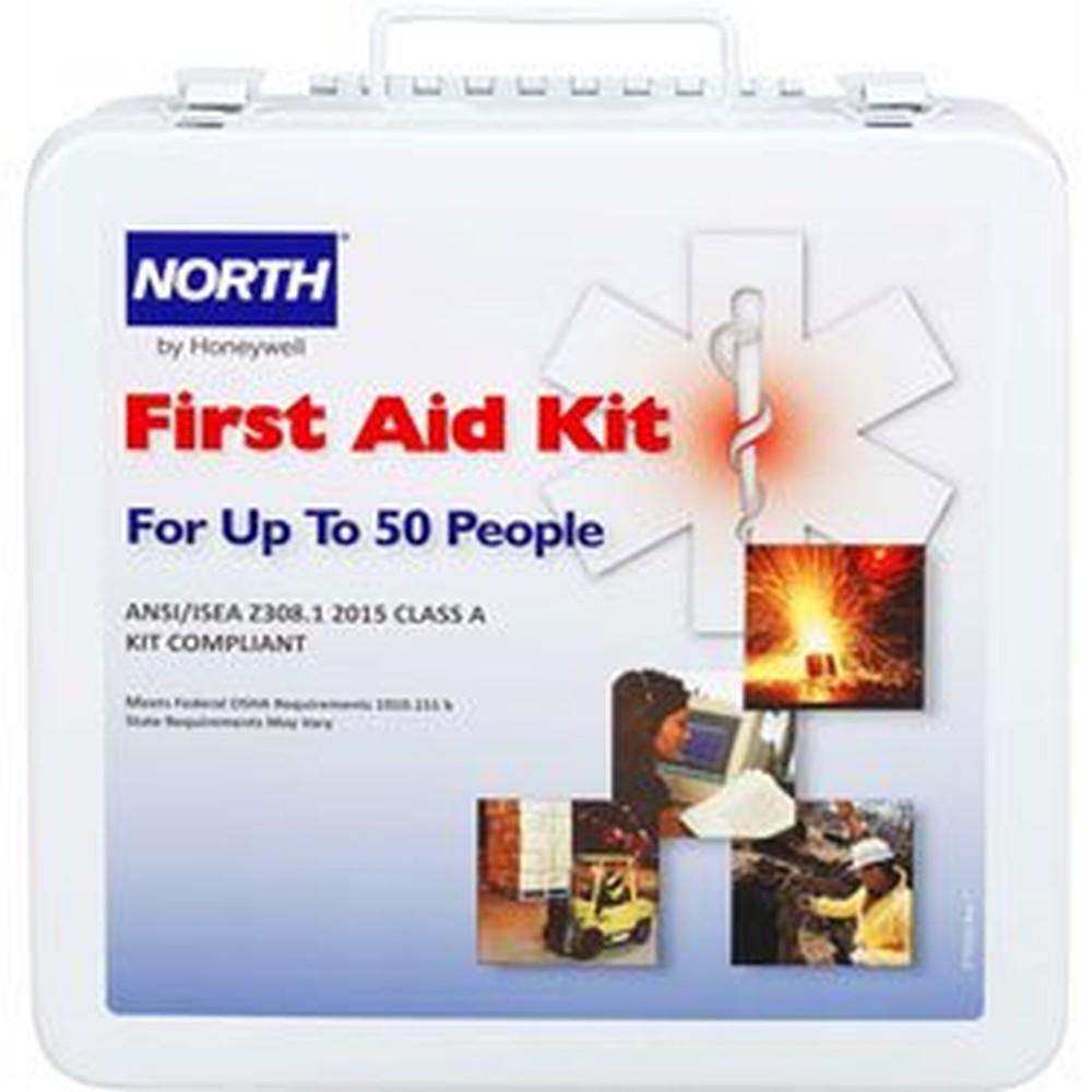 FAK50STL-CLSA FIRST AID KIT