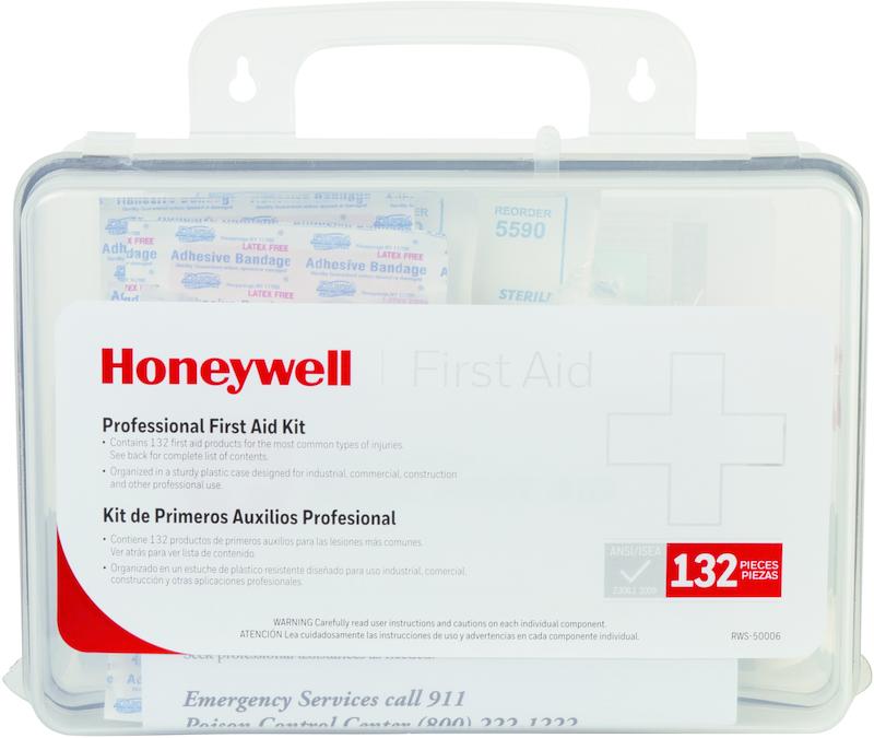 RWS-50006 132PC FIRST AID KIT