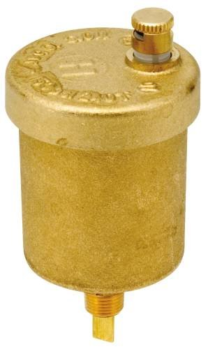 GOLDTOP AUTOMATIC UNIVERSAL AIR VENT, 1/4 IN NPT