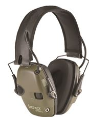 HOWARD LEIGHT IMPACT SPORT SOUND AMPLIFICATION EARMUFF, FOLDING, NRR 22