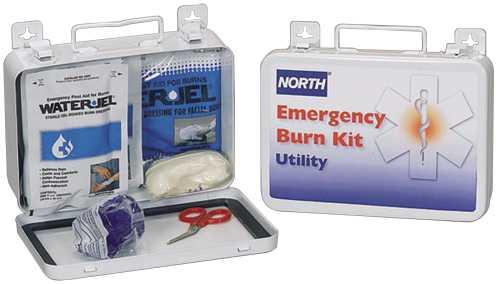 16 UNIT METAL UTILITY BURN KIT