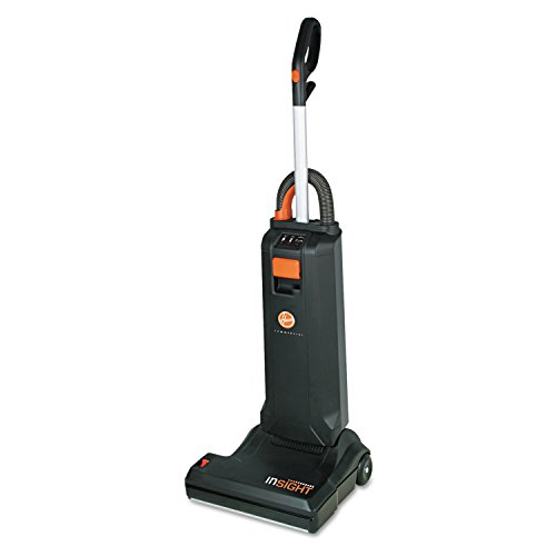 "HOOVER INSIGHT 15"" BAGGED UPRIGHT VACUUM"