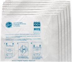 HOOVER� HEPA BAGS FOR HUSHTONE CANISTER, 10 PER PACK