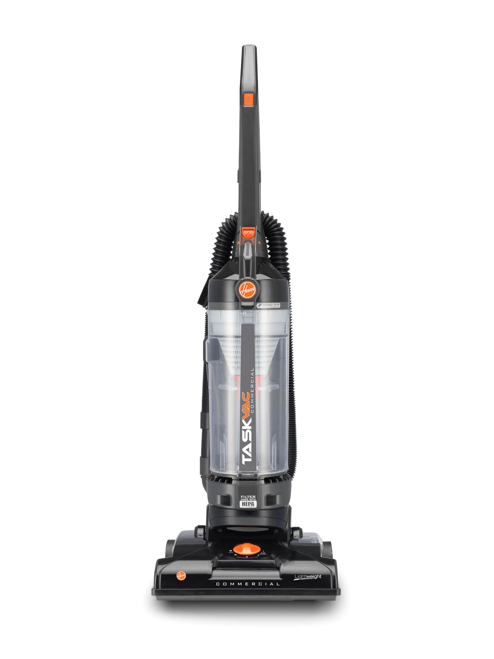 Task Vacuum Bagless Lightweight Upright Vacuum