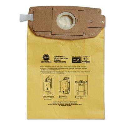 Disposable Vacuum Bags, Allergen C1, 10/Carton