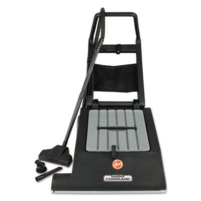 "Ground Command 30"" Wide-Area Vacuum, 103 lbs, Black"