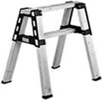Hopkins 90194 Bracket Sawhorse, 2000 lb Load, Resin