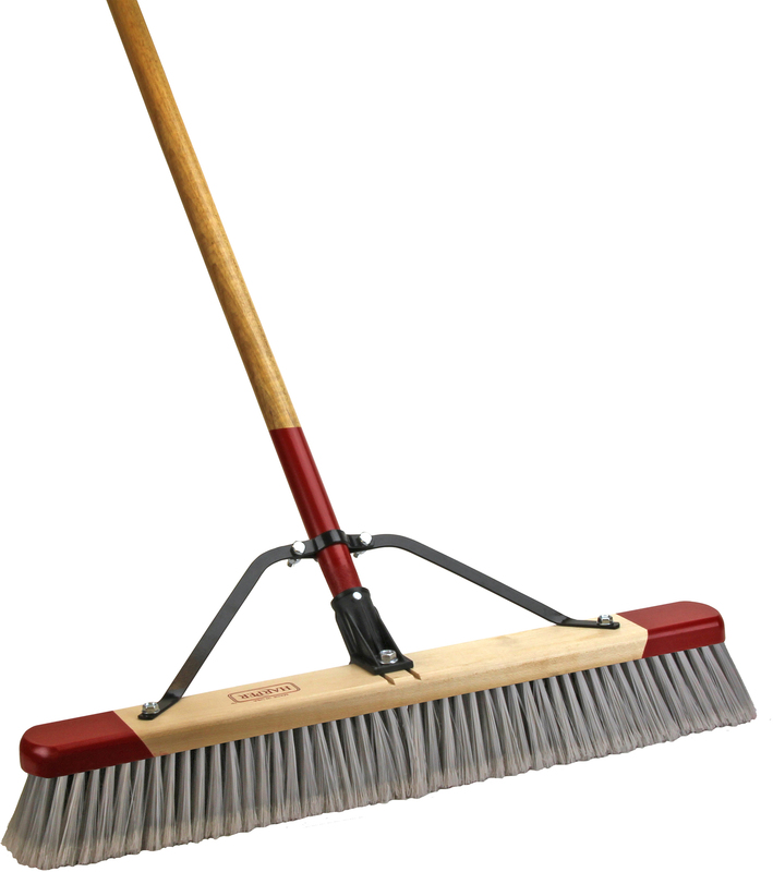 2218A 18 IN. SMOOTH PUSH BROOM