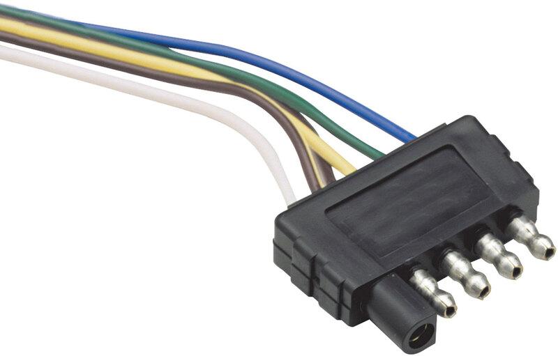 85214 5FLT TRAILER CONNECTOR