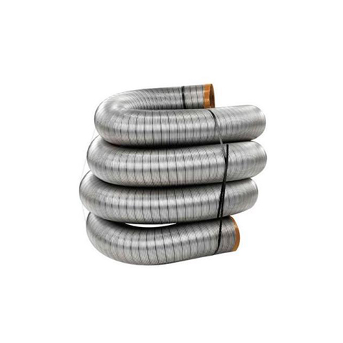 """6"""" X 40' HomeSaver UltraPro 316Ti-Alloy Stainless Steel Pre-Cut Liner"""
