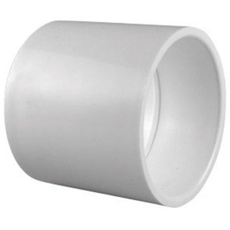 1 IN. PVC SCH40 SxS COUPLING