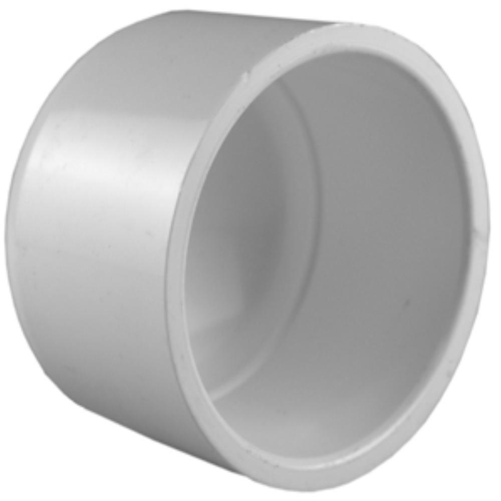 1-1/2 IN. PVC SCH40 SOCKET CAP