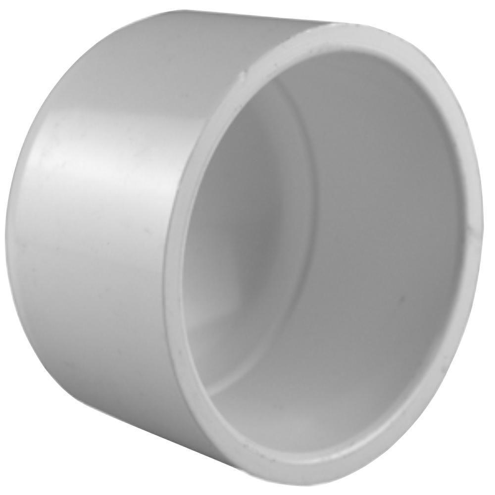 2 IN. PVC SCH40 SOCKET CAP