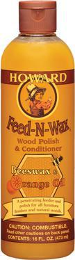 FW0016 16OZ FEED N WAX WOOD POLISH