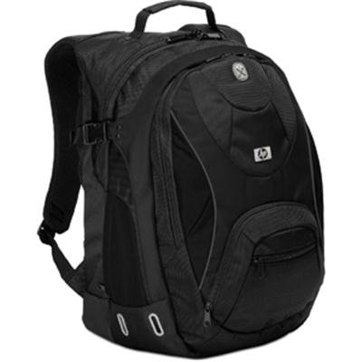 HP Black Sport Backpack