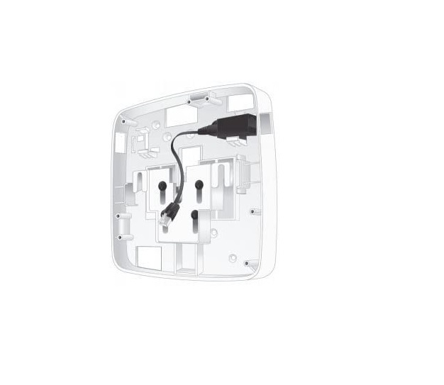HP Aruba Low Profile Mount For AP220 AP300 Series Access Points JY706A