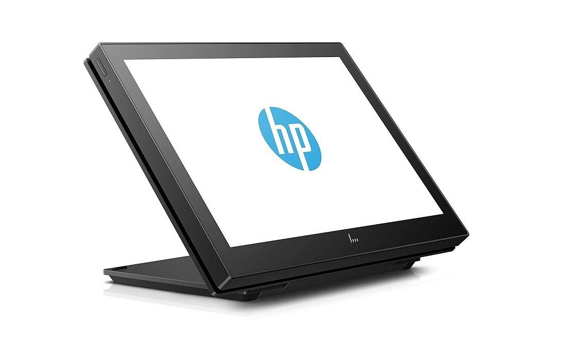 "10.1"" HP Elitepos 1280x800 USB-C LED LCD Black Monitor 1XD80AA"