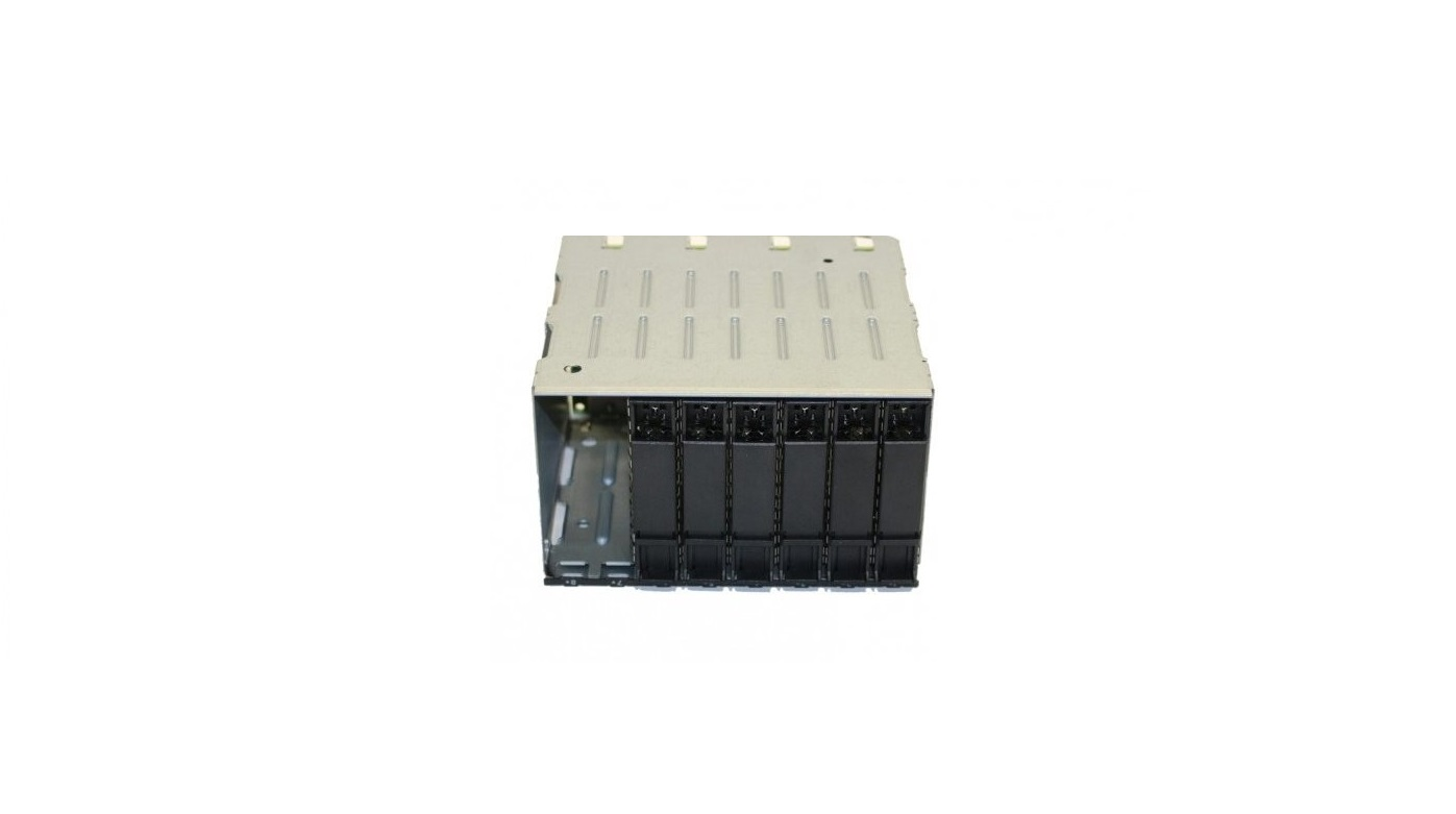 HP HPE DL38X Gen10 SFF Box 1/2 Cage Backplane Kit Storage Drive Cage 2.5in 826691-B21