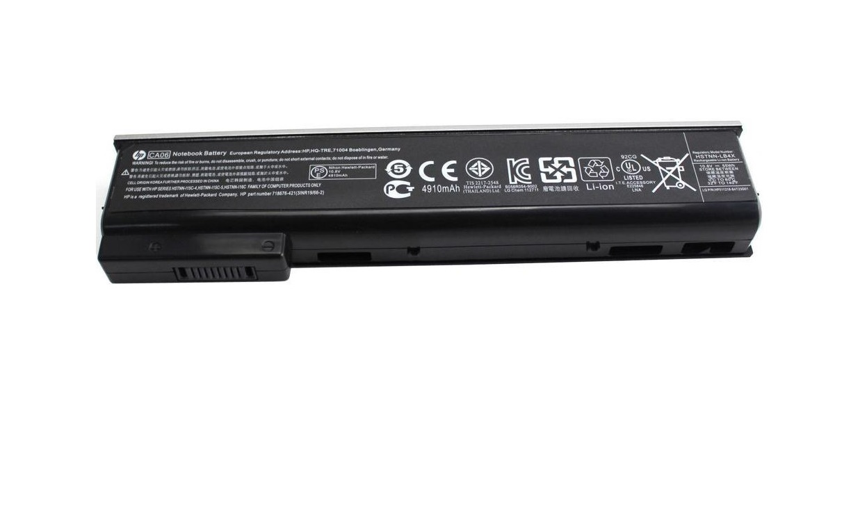 Genuine HP CA06 CA06XL 55Wh Replacemet Battery For ProBook 640 645 650 655 718755-001 718755001