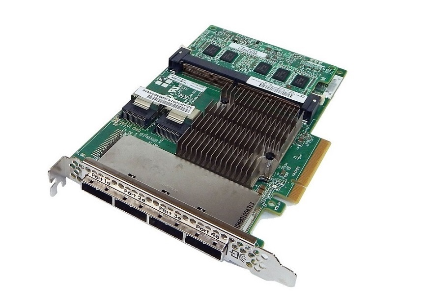 HP Smart Array P822 6Gbps PCI-E SAS/SATA RAID Controller Only 643379-001