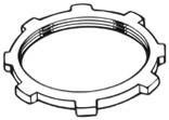 1005 1-1/4 IN. STEEL EMT LOCKNUT