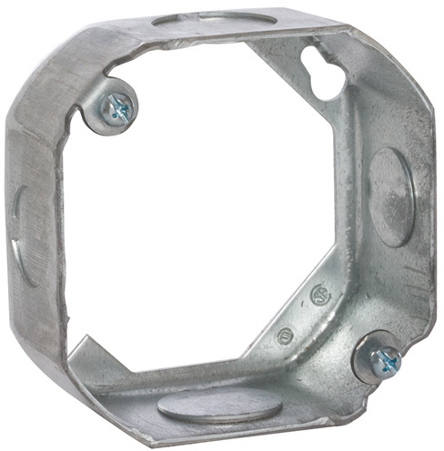 0130 4 IN. OCTAGON EXTENSION RING