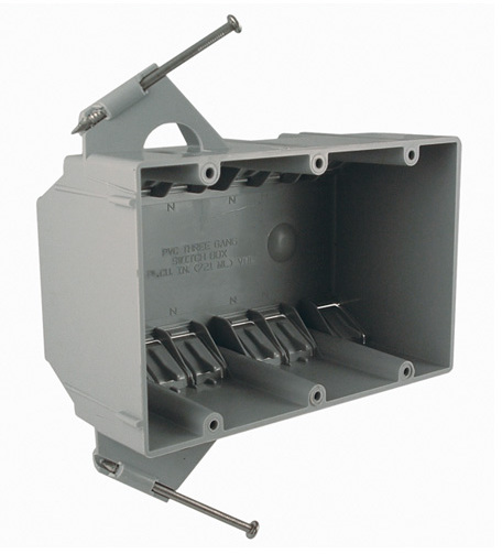7846RAC 3G NAIL ON SWITCH BOX