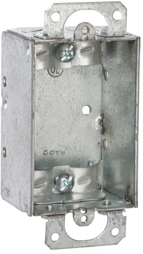 410 3 IN. X2 IN. 1-1/2 IN. DEEP SWTCH BOX