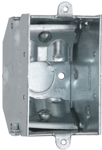 473 3 IN. X2 IN. 2-1/8 IN. DP SWITCH BOX
