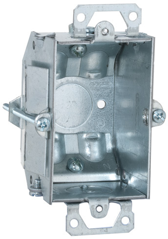 487 3 IN. X2 IN. 2-1/4 IN. DP SWITCH BOX