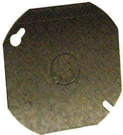 724 4 IN. FLAT OCTAGON BOX COVER