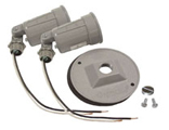 5625-0 GREY LAMPHOLDER COMBO