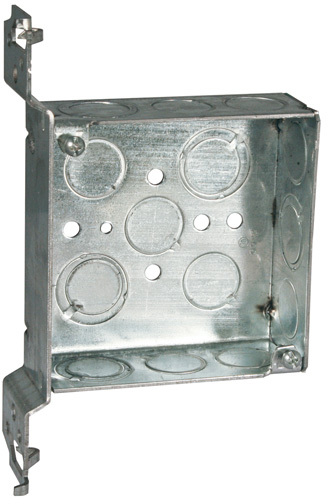 8196 4 IN. SQ 1.5 IN. DP SWITCH BOX