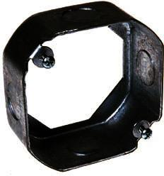 128 4 IN. OCTAGON EXTENSION RINGS