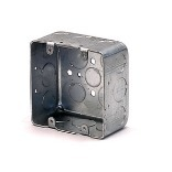 683 4 IN. TWO DEVICE SWITCH BOX